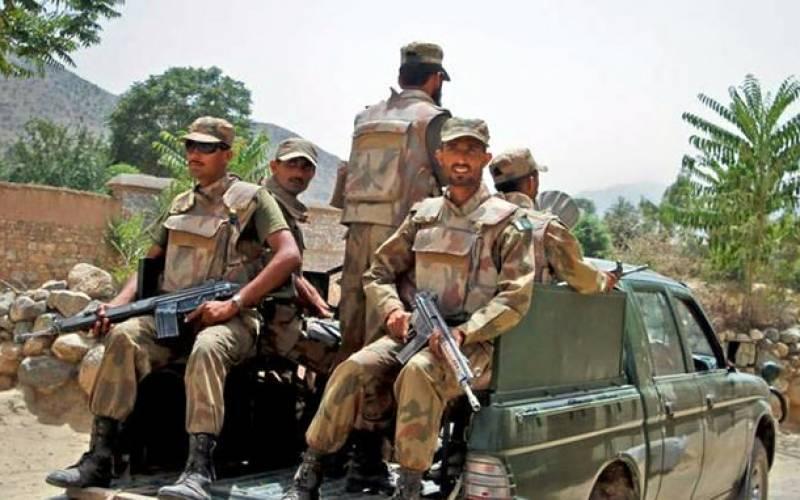 شمالی وزیرستان میں سیکیورٹی فورسز کا آپریشن، کالعدم تحریک طالبان پاکستان کے 2 دہشت گرد ہلاک