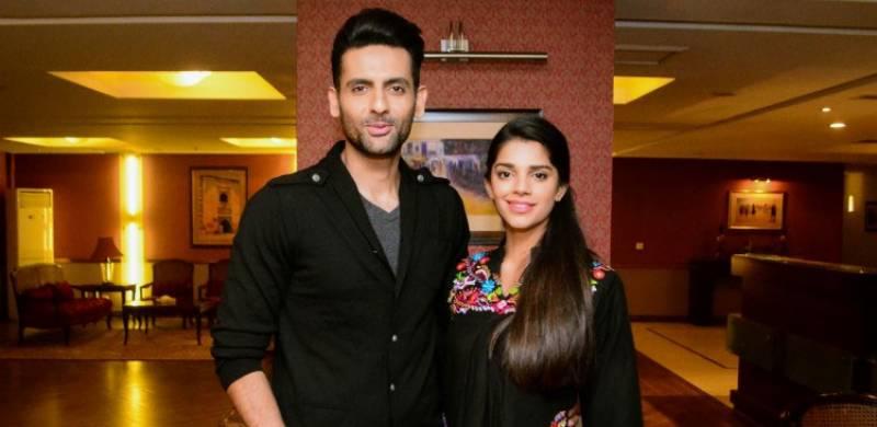 اداکار محب مرزا اور صنم سعید کی شادی کی خبریں سوشل میڈیا پر وائرل