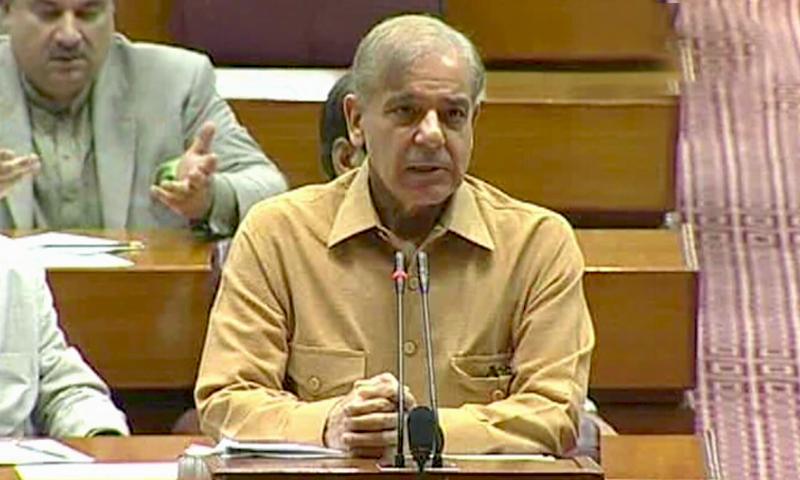 ویکسین کی قلت ، حکومت عوام کی زندگیوں سے نہ کھیلے: شہباز شریف