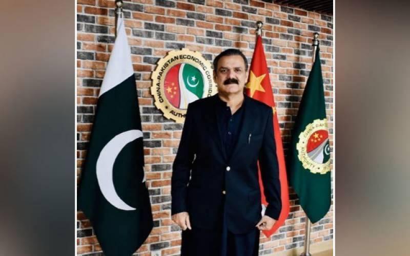 پاکستان، چین میں مصالحہ جات کیلئے شراکت داری تشکیل پاگئی: عاصم سلیم باجوہ