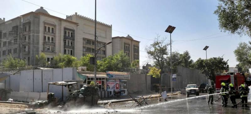 افغانستان میں امریکی سفارتی خانے کا اہلکار کورونا سے ہلاک