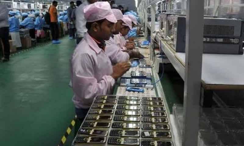 پاکستان کے پہلے اسٹیٹ آف دی آرٹ موبائل فون اسمبلی پلانٹ نے کام شروع کر دیا
