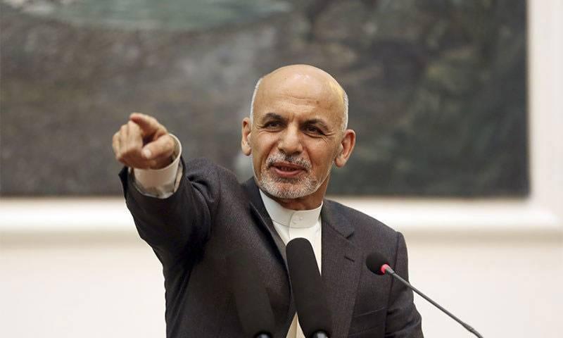 طالبان کو فیصلہ کرنا ہو گا کہ سیاسی راستہ اختیار کرنا ہے یا جنگ لڑنی ہے، اشرف غنی