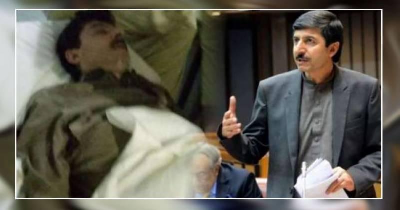 Senior Pakhtunkhwa Milli Awami Party, leader Usman Kakar, passes away