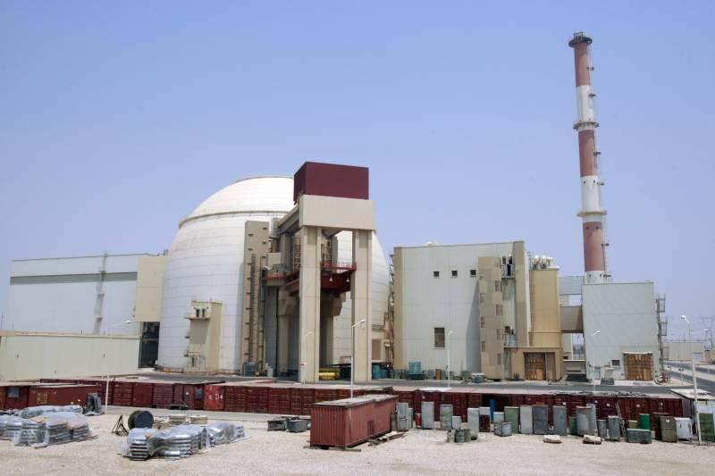 ایران کے بوشہر میں واقع واحد بجلی گھر اچانک بند