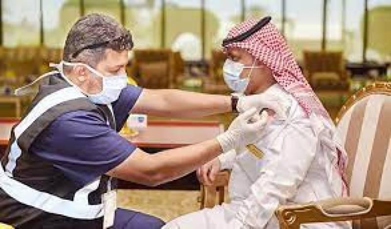 سعودی عرب :کورونا وائرس کے کیسز میں کمی