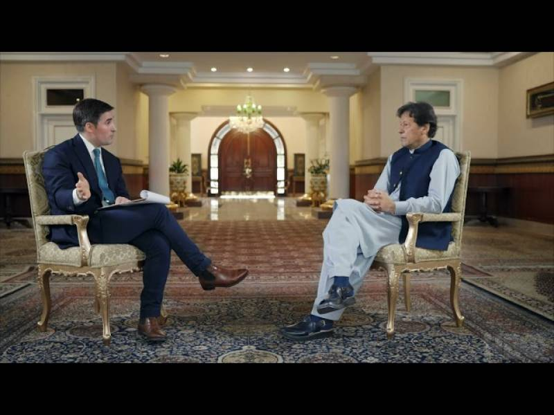 کشمیر پر مغربی دنیا منافقت کر رہی ہے: وزیر اعظم عمران خان
