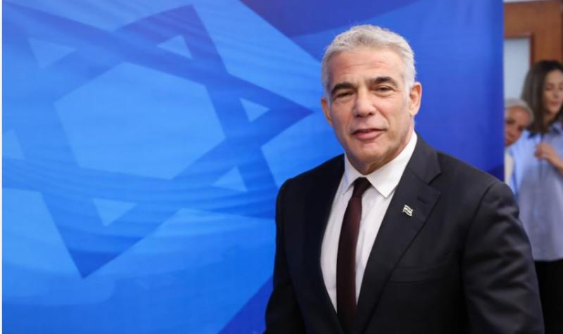 اسرائیلی وزیر خارجہ یائیر لپید 29 جون کو متحدہ عرب امارات کا دورہ کریں گے