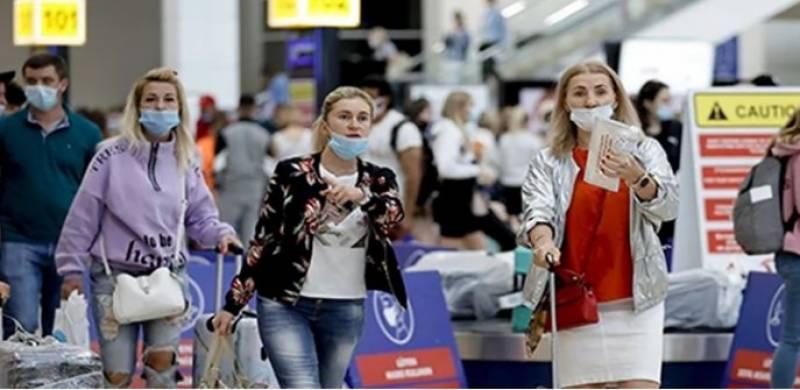 ترکی میں روسی سیاحوں کی آمد کا سلسلہ شروع ہوگیا