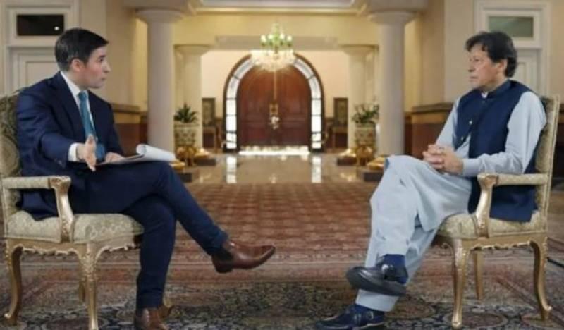 امریکی ٹی وی نے وزیراعظم کا انٹرویو سنسر کردیا ،پاکستان کا احتجاج