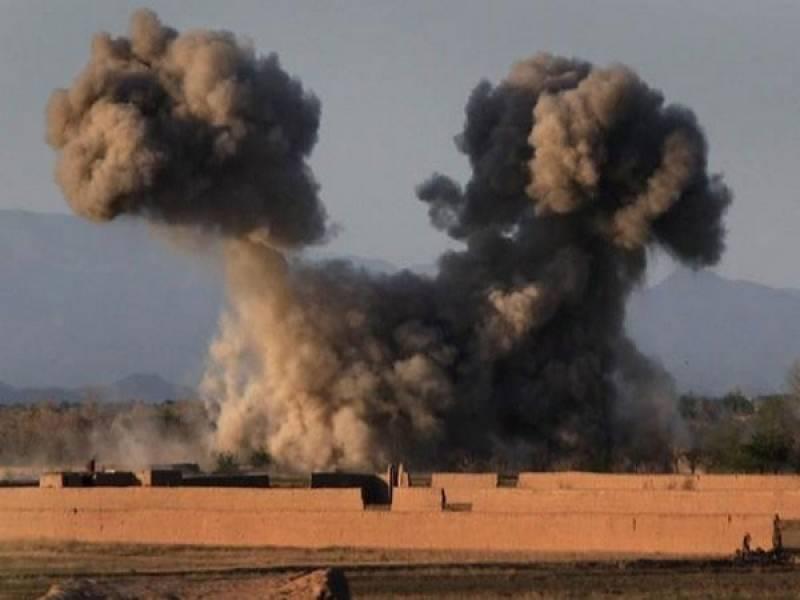افغان فورسز کے فضائی حملے، 64 طالبان جنگجوؤں کی ہلاکت کا دعویٰ