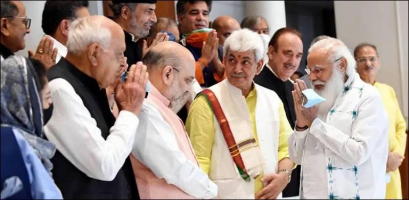 Modi Kashmir APC