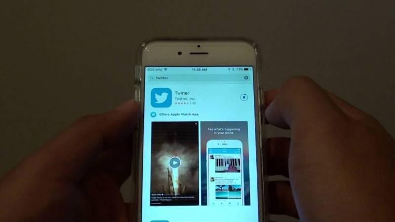 آئی فون صارفین کا دیرینہ مسئلہ ٹوئٹر نے حل کر دیا