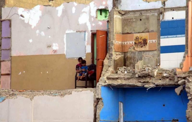 اقوام متحدہ کا کراچی میں تجاوزات کیخلاف آپریشن میں بے گھر ہونے والے شہریوں کے معاملے پر تشویش کا اظہار