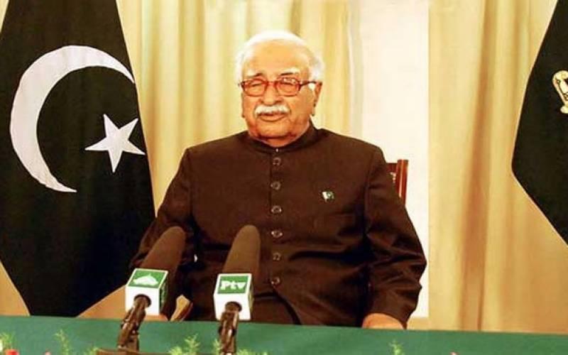 سابق نگران وزیراعظم میر ہزار خان کھوسو انتقال کر گئے