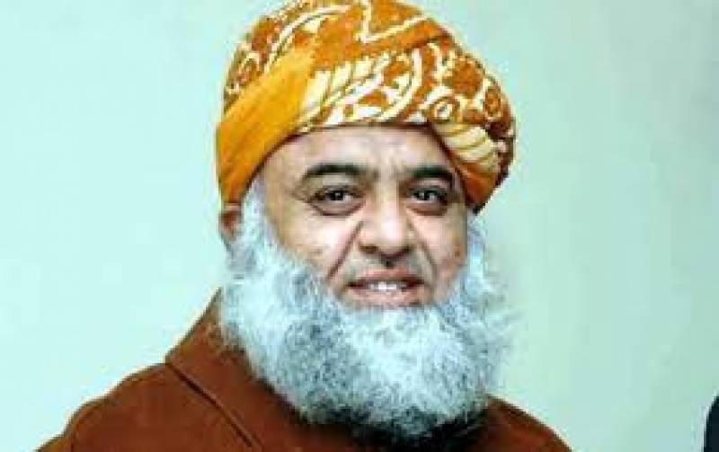 مولانا فضل الرحمان کی طبیعت میں بتدریج بہتری ہے ، ترجمان جے یو آئی ایف