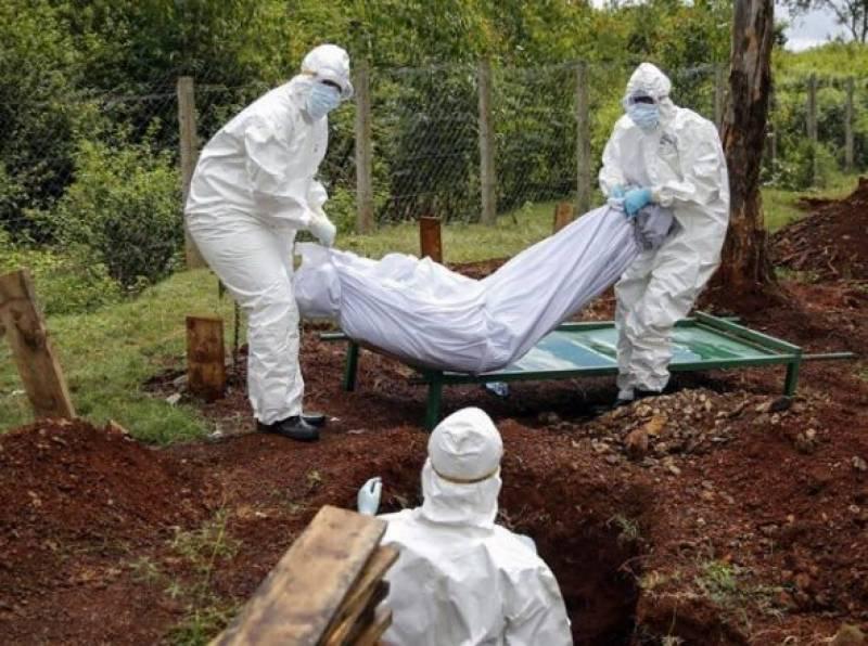 انڈونیشیا میں کورونا وائرس کی تازہ لہر بے قابو ، ہسپتال بھر گئے