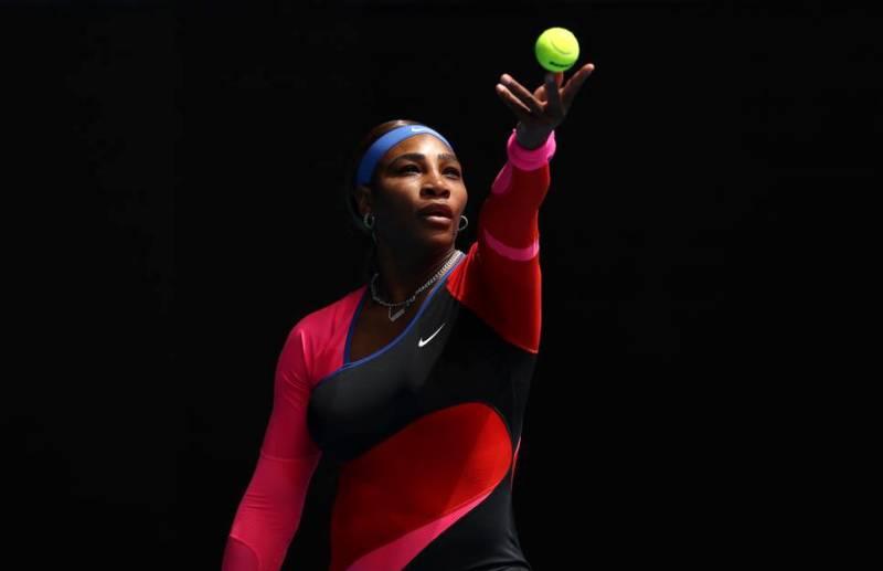 امریکی ٹینس سٹار سرینا ولیمز ویمبلڈن ٹینس چیمپین شپ کے پہلے راؤنڈ سے باہر ہو گئیں