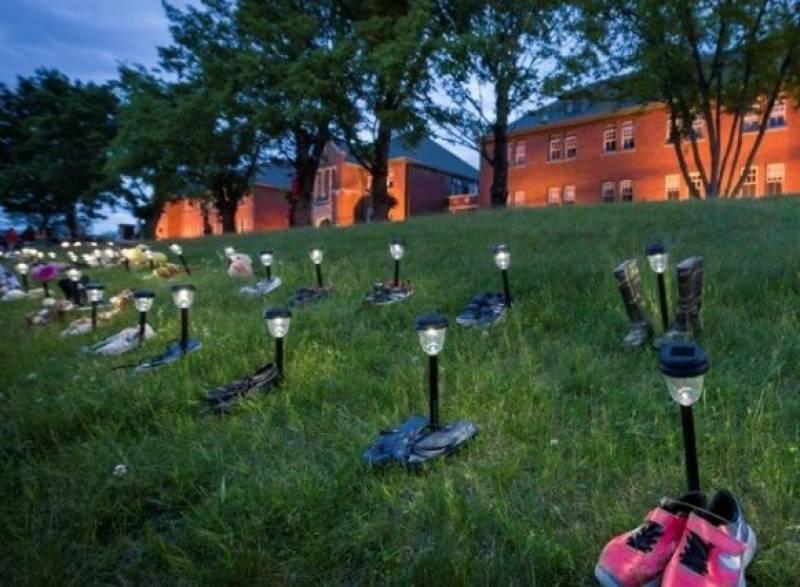 کینیڈا میں ایک اور سکول کے باہر سے 180 بچوں کی اجتماعی قبر دریافت