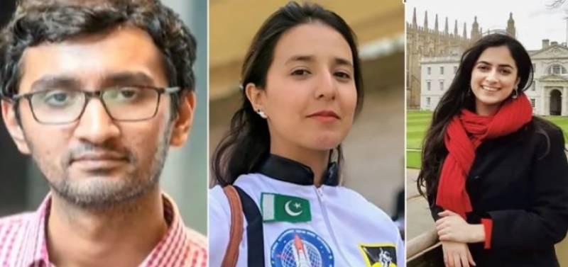 انسانیت کی خدمت پر پاکستان کے 6 نوجوانوں کو لیڈی ڈیانا ایوارڈ دے دیا گیا