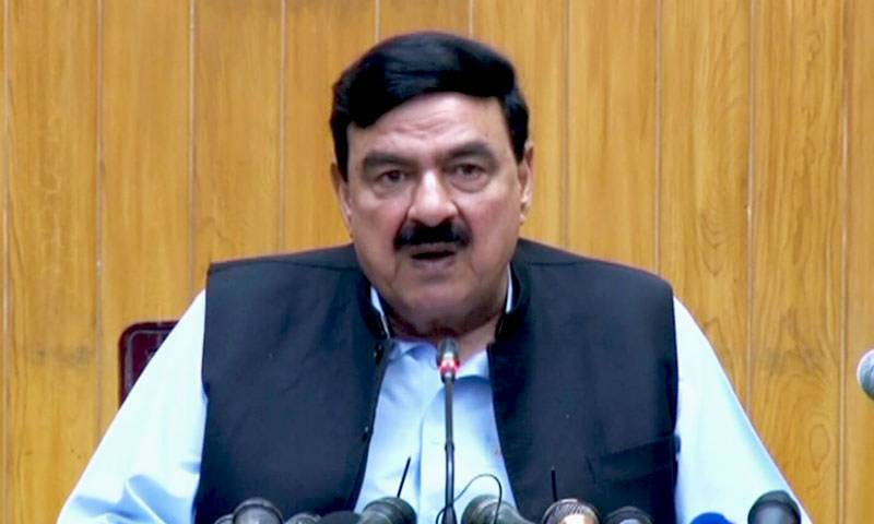 Sheikh Rasheed,National Security Meeting