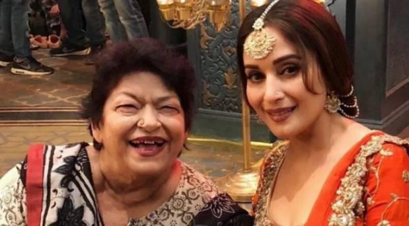 بھارتی کوریوگرافر سروج خان کی زندگی پر فلم بنانے کا اعلان
