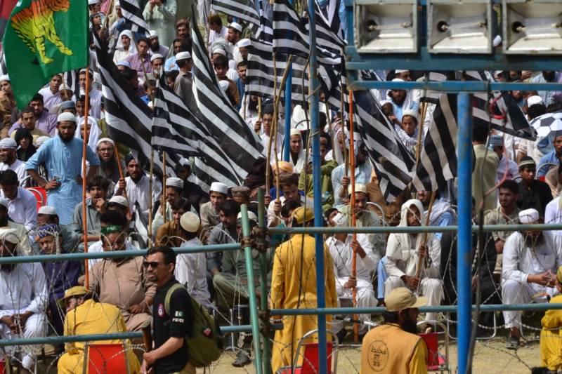 پی ڈی ایم کا سوات میں میدان سج گیا، کارکن پہنچ گئے، قائدین کا انتظار
