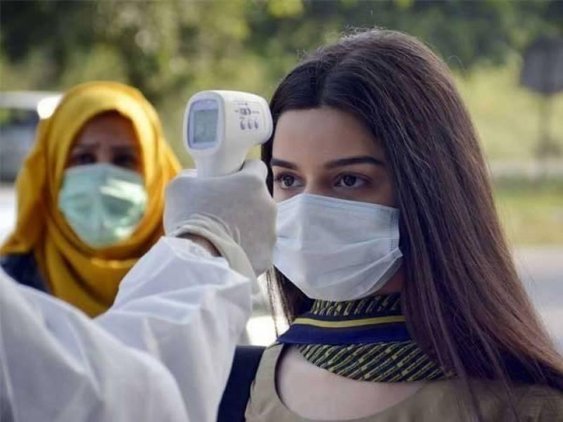 اسلام آباد میں کورونا نے دوبارہ سر اٹھانا شروع کر دیا