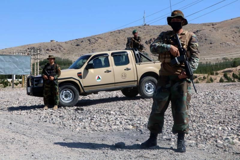 طالبان نے ایک اور اہم ضلع کا کنٹرول سنبھال لیا