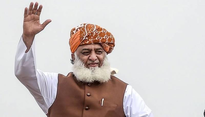 عمران خان کے جانے کے دن قریب آگئے ہیں : مولانا فضل الرحمن