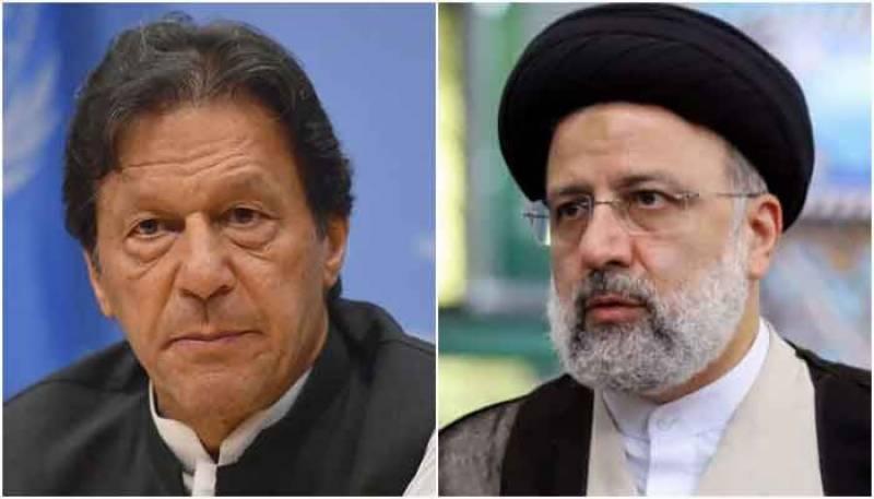 وزیراعظم کا ایرانی صدر کو فون، افغان تنازع کے سیاسی حل پر زور
