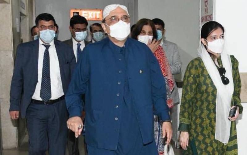 آصف علی زرداری کیخلاف پراپرٹی کا نیا کیس سامنے آ گیا، تحقیقات شروع