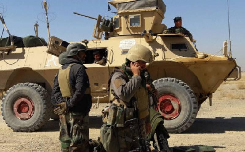 طالبان کا حملہ، افغان سیکیورٹی فورسز کے 1037 اہلکار تاجکستان بھاگ گئے