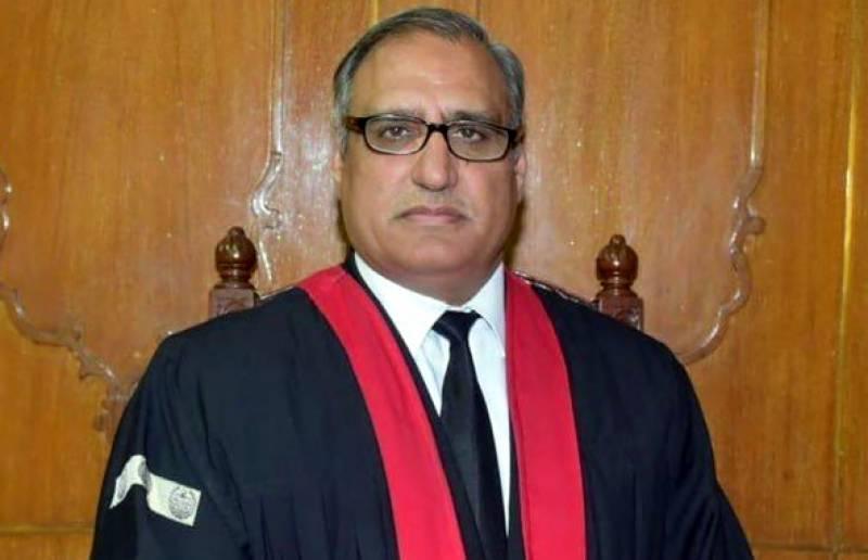 چیف جسٹس لاہور ہائیکورٹ جسٹس محمد امیر بھٹی نے عہدے کا حلف اٹھا لیا