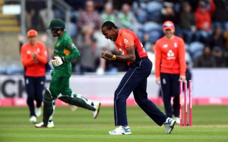پاکستان اور انگلینڈ کے درمیان پہلا ون ڈے آج کھیلا جائے گا
