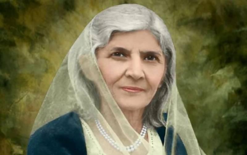 مادر ملت فاطمہ جناح کی 54 ویں برسی