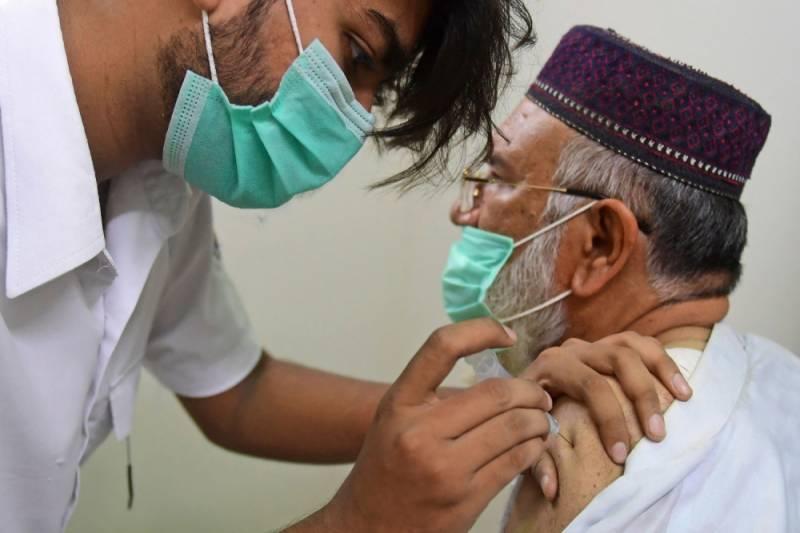 پاکستان میں کورونا کی چوتھی لہر کی وجہ بھارتی وائرس قرار