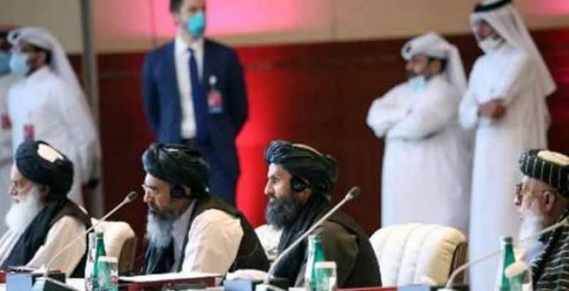 امریکا نے شکست کے بعد مذاکرات کی بات کی ، افغان طالبان