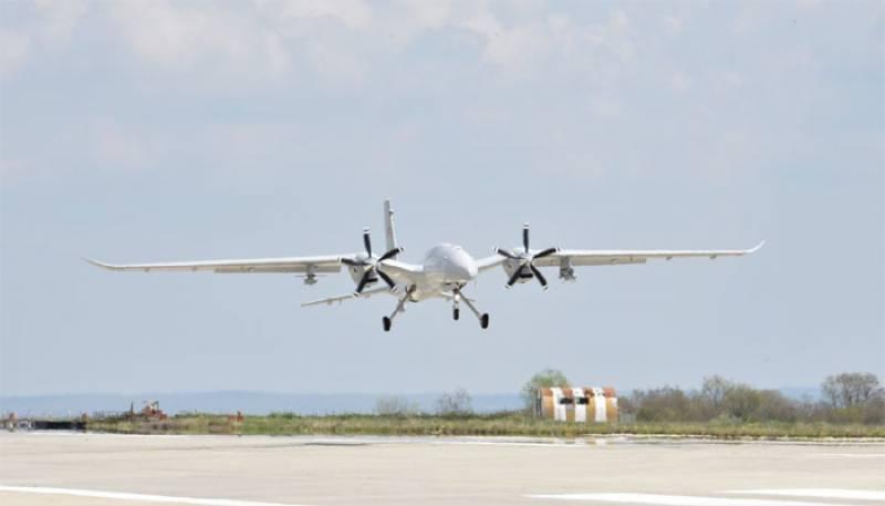 Turkey's Drone,Akıncı