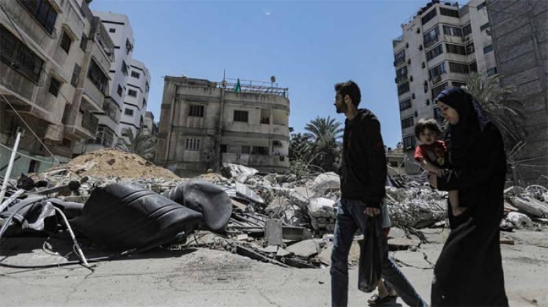Israel Palestine Conflict,Naftali bennit