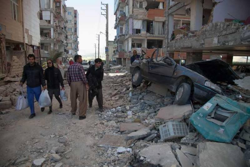 تاجکستان میں 5.9 شدت کا زلزلہ، 5 افراد ہلاک، درجنوں مکانات تباہ
