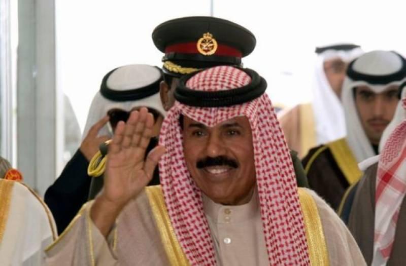 کویت کے امیر نے دورہ پاکستان کی دعوت قبول کر لی
