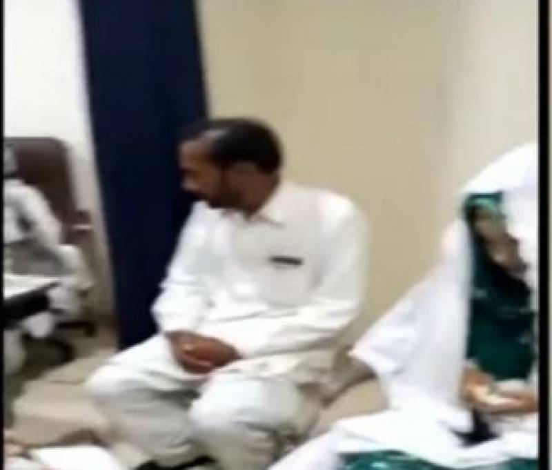 دلہن زخمی دلہا سے شادی کے لئے ہسپتال پہنچ گئی