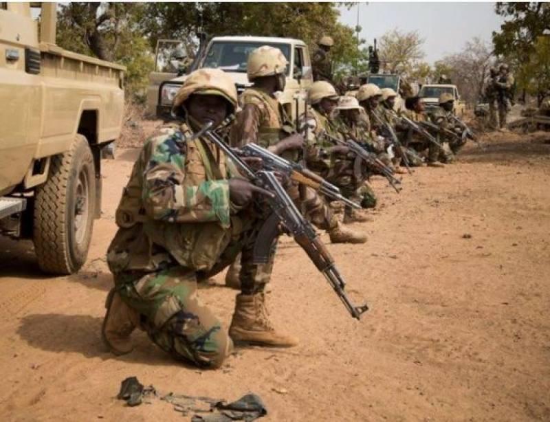 نائیجر میں مسلح افراد کےحملے میں 49 افراد ہلاک