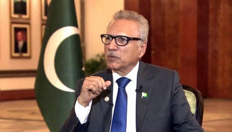 صدر پاکستان عارف علوی نے ٹک ٹاک جوائن کر لیا