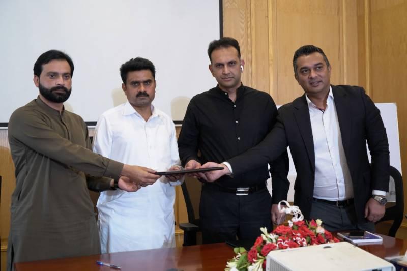 نیو لاہور سٹی اور ڈیلرز کے درمیان باہمی یادداشت کی مفاہمت پر دستخط