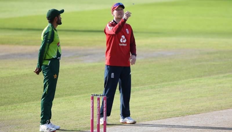 Pakistan Vs England T20 Series