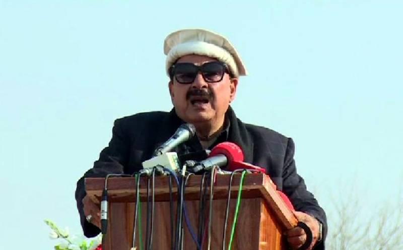 وفاقی وزیر داخلہ شیخ رشید احمد کو چینی ہم منصب کا ٹیلی فون، داسو بس واقعے پر بات چیت
