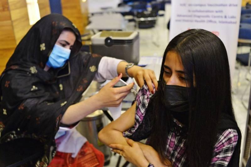 بھارتی ڈیلٹا پھیل گیا، کورونا کیسز کی مثبت شرح پھر 5 فیصد ہوگئی