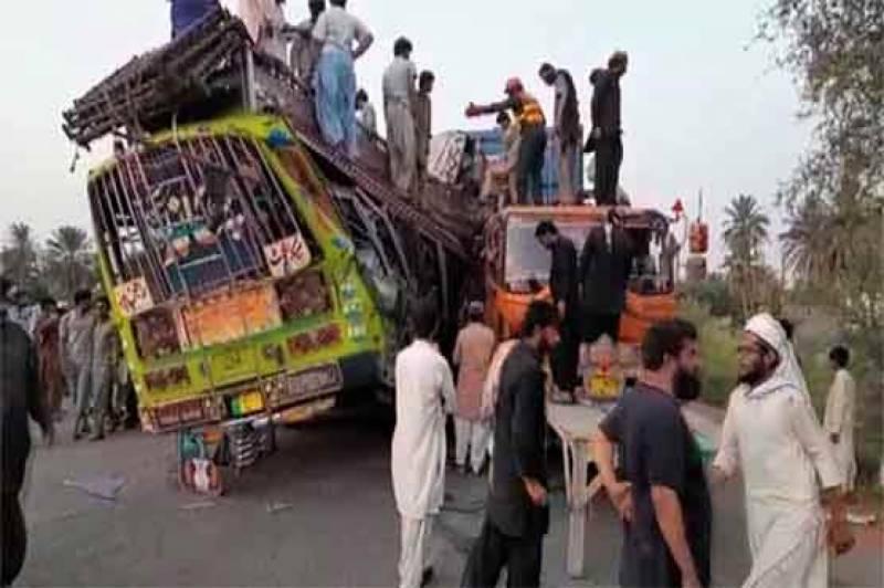 ڈی جی خان بس حادثہ، ، ڈرائیور ریس کی تار ہاتھ سے پکڑ کر گاڑی چلا رہا تھا